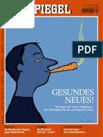 Der Spiegel Magazin No 01 Vom 30. Dezember 2017