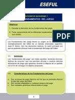 AA01-Los Fundamentos Del Juego