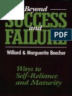Beyond Success and Failure_ Way - Willard Beecher