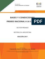 Pnc 2017 Bases y Condiciones