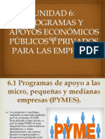 Financiamiento a Empresas