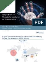 Dinámicas y Presspectivas Mercado Farm en Americ