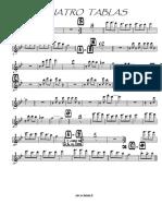 Cuatro Tablas - 002 Flute