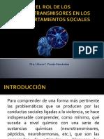4. Neurotransmisores en Conducta Npg