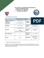 Planificación - IE-416 0700 2018 I