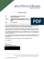 Cir Ltr Appellate Tribunal ACNA 300118