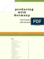 Coproducing With Germany