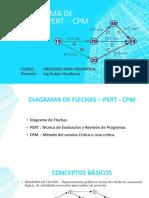 Diagrama Flecha Cpm Pert
