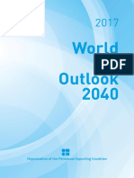 World Oil Outlook 2017