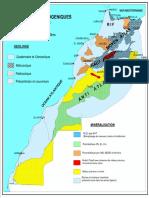 Provinces MétallogéniquesMaroc
