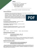 CV-Docente Paulo Silva 2018 MG