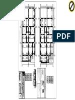 Planos de Losa Aligerada Model 02