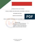 Universidad Técnica de Cotopaxi Integrador Rommel