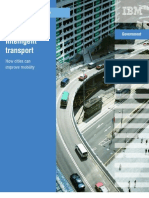 Intelligent Transport How Cities Can Improve Mobility