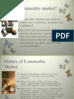 23155384 Commodity Market