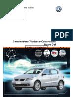 [VOLKSWAGEN] Manual de Propietario Volkswagen Gol G5