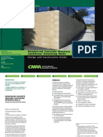 CMAA Wall Design Guide