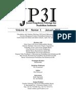 2 Jp3i Vol. IV No. 1 Januari 2015