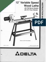 Delta Wood Lathe Instruction Manual.pdf