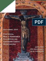 PROGRAMA ESCLAVITUD FIESTAS DEL CRISTO 2010