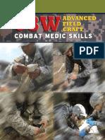 68W Combat Medic Skills