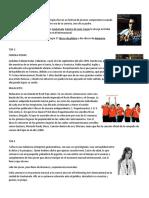 Artistas Guatemaltecos y Universales