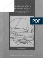 1-La Produccion Alfarera en El México Antiguo I. Beatriz L. Merino Carrión, Ángel García Cook (Coordinadores) 2005