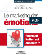 Le Marketing Des Emotions