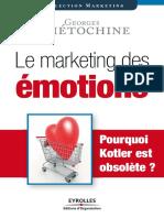 Le Marketing Des Emotions
