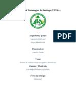 Resumen de las Normas de calidad del aire en República Dominicana.docx