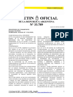 Decreto32 MinisteriodeTransporte 11-01-18