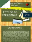 Estilos de Enseñanza.pptx
