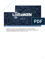 LoRaWAN Origins Notes