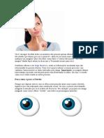 Movimento dos Olhos 2.doc