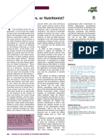Die Titan Dietician Nutritionist Article 2