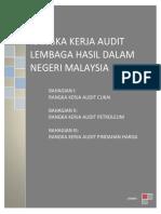 Rangka Kerja Audit LHDNM