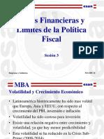 Ses3 Crisis Financieras Limites Politica Fiscal