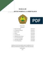 askep post partum
