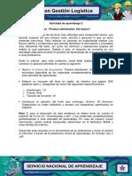 Evidencia 4 Resumen Product Distribution the Basics V2