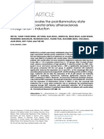 + Xu W (2015) Metformin ameliorates the proinflammatory state