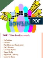 Bowling Pe4