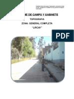 INFORME DE CAMPO Y GABINETE.doc