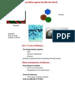 Immunobiology Class 8