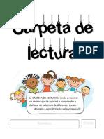 Carpeta de Lectura 5° P1