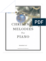 Christmas Melodies for Piano