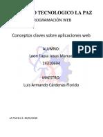 Protocolos de Aplicaciones Web