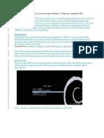 Tutorial Cara Instal Linux Debian 7 Melalui USB