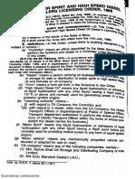Bihar Petroleum License Rules