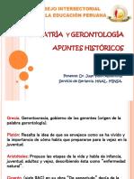 225868814 Historia Geriatria Gerontologia