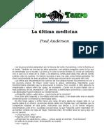 Anderson, Poul - Ultima Medicina.doc